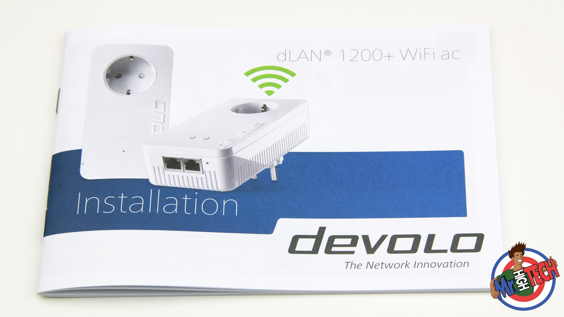 test devolo dlan 1200 wifi ac starter kit cpl devolo. Black Bedroom Furniture Sets. Home Design Ideas