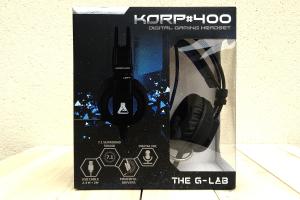 Casque The G Lab KORP 400