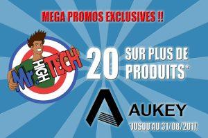 promotion aukey