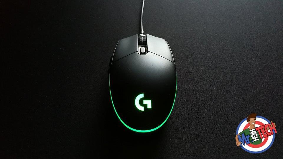 Logitech g203 prodigy : test de la souris de bonne facture et avis