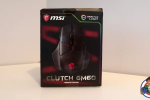 MSI Clutch GM60