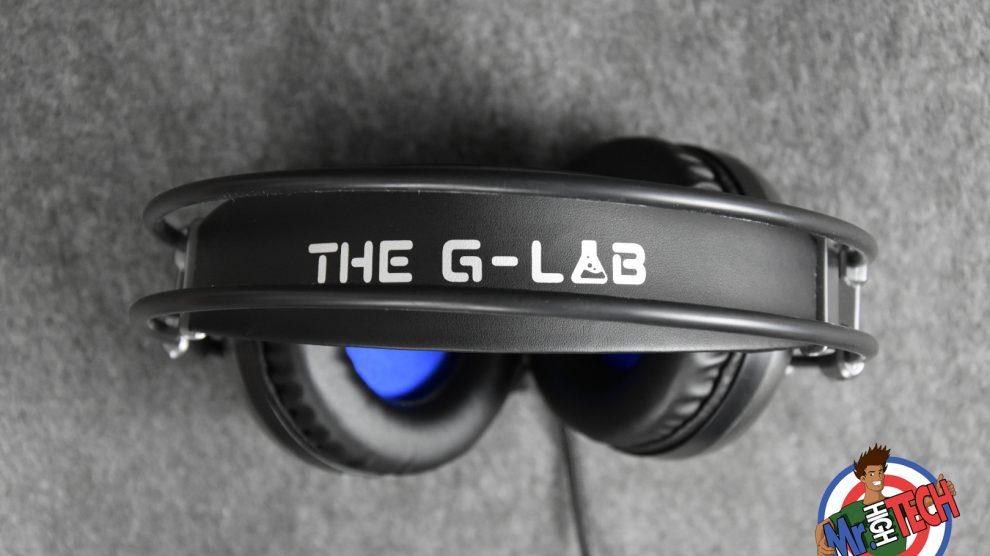casque The G-Lab Korp Selenium