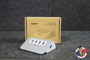 Hub USB Aukey CB-H5