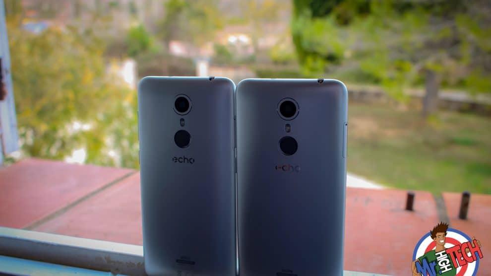 Smartphone Echo Moon
