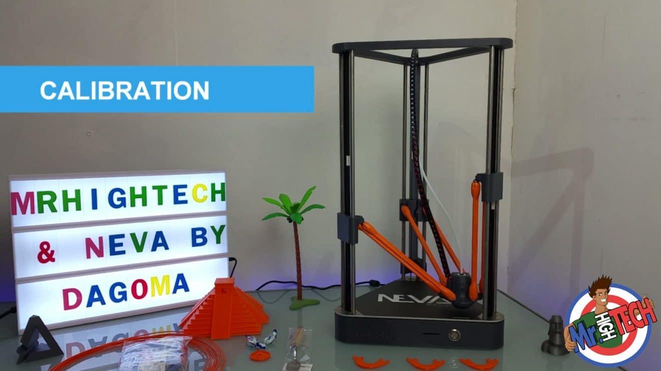 Imprimante 3D Dagoma NevaImprimante 3D Dagoma Neva