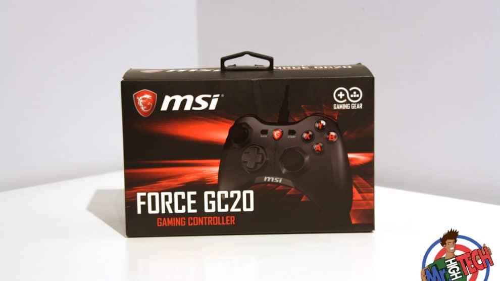 MSI FORCE GC 20