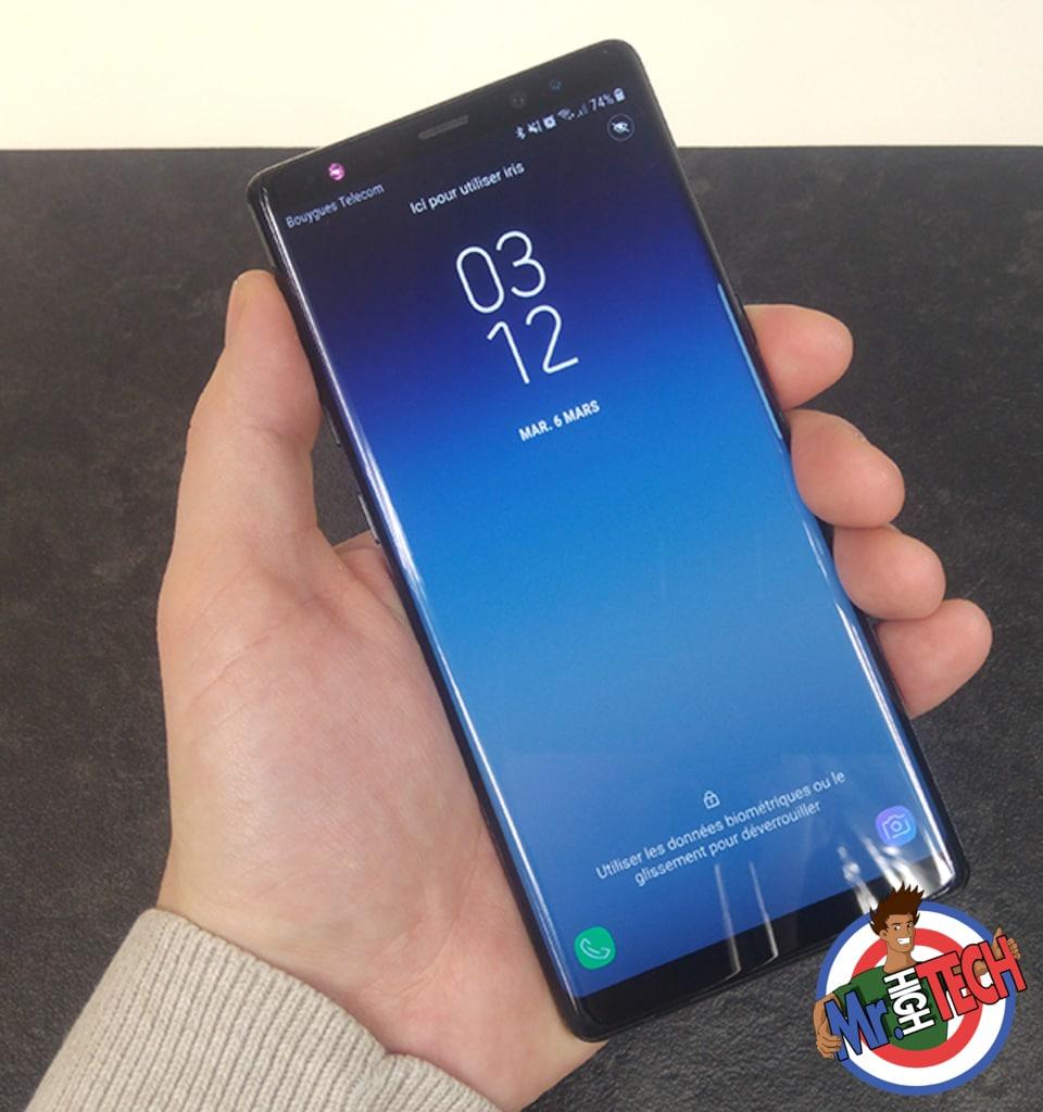 Samsung Galaxy Note 8 - Test du smartphone et Avis complet 6e3db6632819