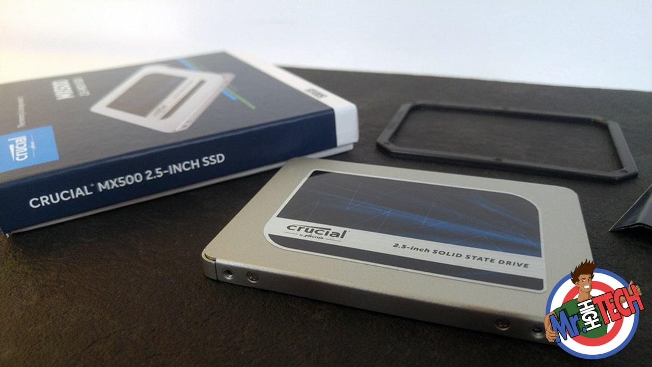 Crucial MX500 500Go
