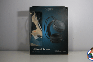 Audio Playfect DJ Headphones Playfect