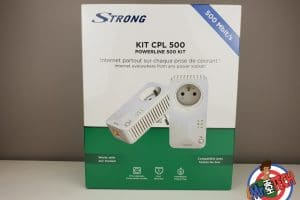 Strong Powerline Kit CPL 500