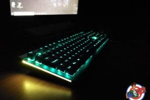 Clavier Gamer Nacon CL-700 OM