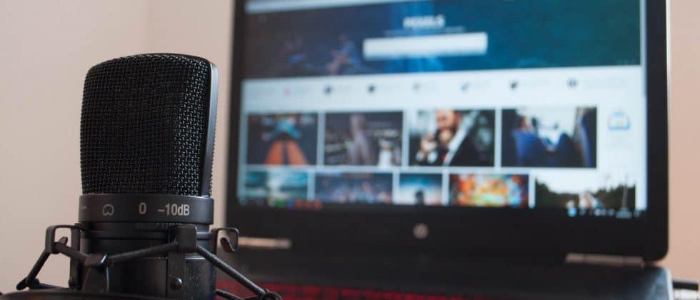 Microphone Youtubeur pas cher