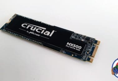 SSD Crucial MX500 1To M2