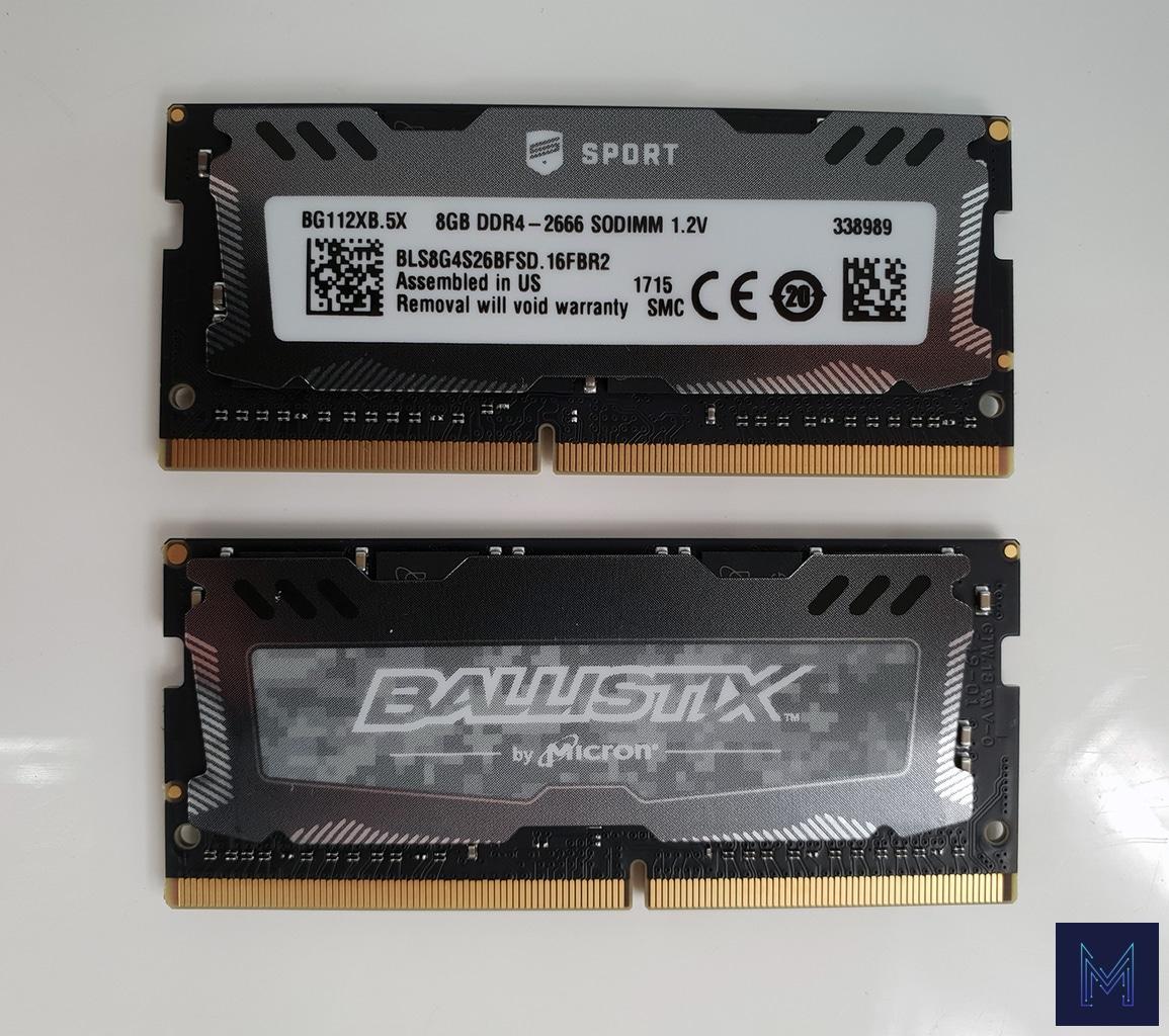 Ballistix Sport 16Gb