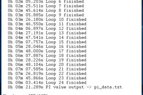 Ballistix Sport 16Gb Super Pi Mod 1.5 XS