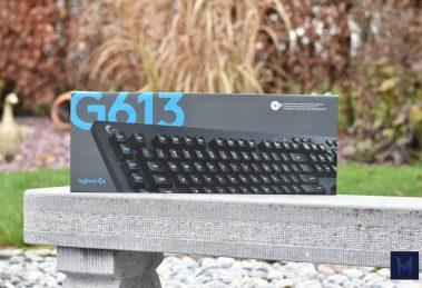 Logitech G613